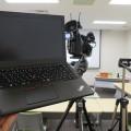 渋谷のヒカリエ会議室で映像撮影 ThinkPad X250