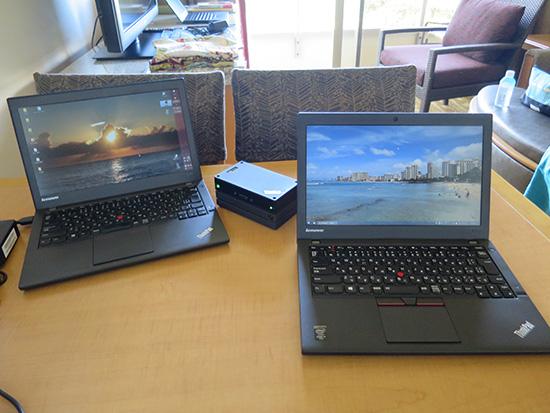 ThinkPad Stack Bluetooth スピーカーは音量を上げたときの性能がいい