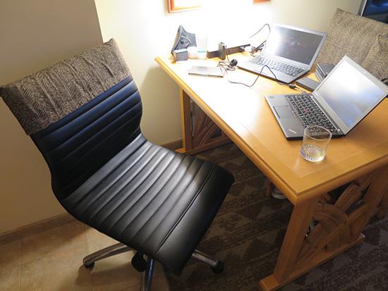 旅行に持ってきたノートパソコンはThinkPad X250とX240s