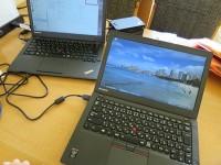 ThinkPad X250のWIFIが切れる・・・ホテルの回線のせいかと思ったら