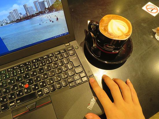 ThinkPad X250 windows hello 指紋認証が認識されない