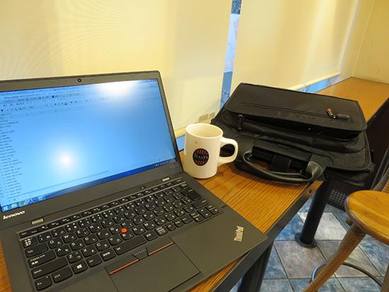 ThinkPad X1 Carbonを1週間持ち運んでみて・・・