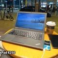 ふるさと納税返礼品として Thinkpad X250エントリーモデルが追加された