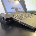 ThinkPad X250 に ウルトラドックをつなげるてマルチモニタ 周辺機器の増設も便利