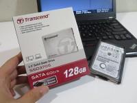 ThinkPad X230 壊れたHDDをSSD換装することにした