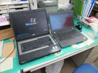 デル10年前のwindows XpからThinkpad E450に買い替え