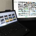 Thinkpad X250の画像管理ソフトはPicasaを使ってます
