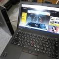 ThinkPad X250 WIFI速度が遅すぎる・・・