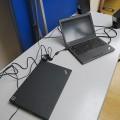 ThinkPad X240sとX250とレノボ65WトラベルACアダプター