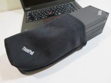 ThinkPad Stack プロフェッショナルキットには専用ケースがついてるが・・・