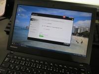 ThinkPad X250をシステムアップデートを実行して最新の状態にする
