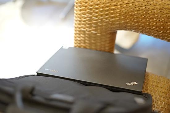 ThinkPad X250 いい味出ています