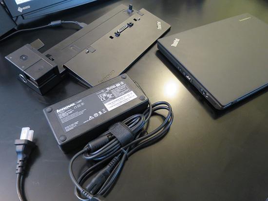 ThinkPad ウルトラドックとThinkPad X250