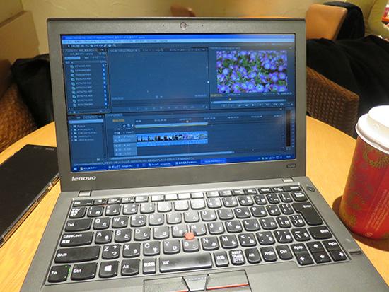 動画編集もするメインノートパソコンとして必要なスペックはどのぐらい?