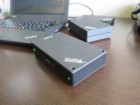 ThinkPad Stack ブルートゥーススピーカーがハワイのホテルで活躍