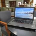 ハワイ ホノルル空港 デルタ スカイクラブラウンジでThinkPad X250