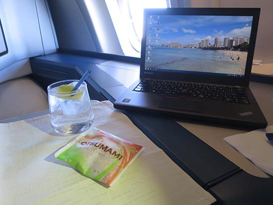 旅行に持って行くモバイルノートPCにThinkPad X250