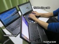 ThinkPad X240 ユーザーがYoga 260で一番いいと思ったところ