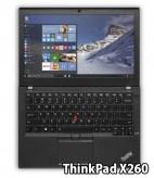 ThinkPad X260が正式発表 発売日は2月