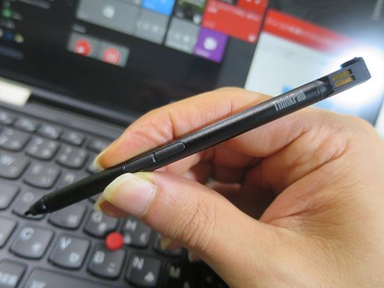 ThinkPad Pen pro 2 Yoga 260のデジタイザーペン