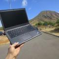 ThinkPad X260を持ってココヘッドへ