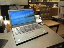 ThinkPad X260 corei7 6600Uが選べない