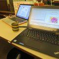 MacBook ProとThinkPad Yoga 260 マルチタッチ液晶が便利