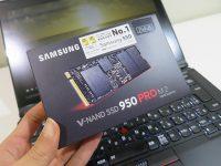 サムソン NVMe SSD 950PROを購入
