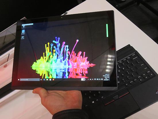 Thinkpad X1 Tablet 届いて使うのが楽しみ