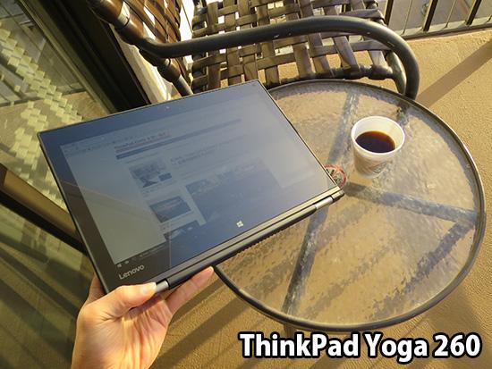 ThinkPad Yoga 260 設定をそのままにしてSSDを換装する