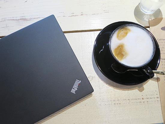 ThinkPad X260を持ってまた来たいな