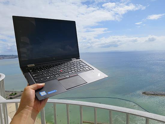 ThinkPad X1 Yogaの堅牢性 丈夫さはどうなの?