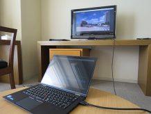 ThinkPad X1 Yoga マルチディスプレイ HDMIケーブル1本