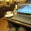 ThinkPad X1 yoga 復元ポイントに戻したらトラブル回復