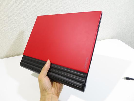 X1 Tablet キーボードとプロダクティビティモジュールを取り付けたとき重さ