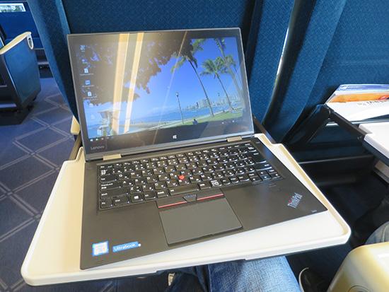 Thinkpad X1 Yoga 場所が広ければ 最強のノートPC