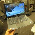 ThinkPad X1 yoga 最高! 打ちやすいキーボードで仕事がはかどる