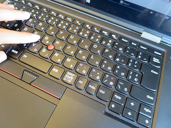 ThinkPad X1 Yoga 日本語キーボード