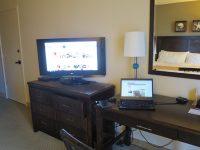 ThinkPad X1 Yoga マルチモニタにしてハワイで使う