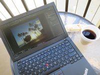 ThinkPad X260 IPS ノングレア液晶が抜群に見やすい