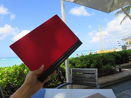 Thinkpad X1 Tablet 持ち運びはかなり便利