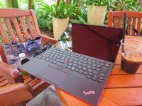 ThinkPad X1 Tablet 1ヶ月使ってみて
