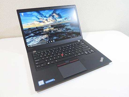 ThinkPad T460sこれから使い倒していきます