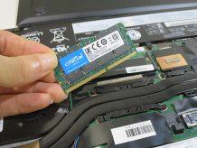 Thinkpad T460s DDR4 メモリを準備 DDR3Lとは互換性がない