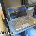 ThinkPad T460s バッテリー駆動時間 実働 リアルな使い方でどれぐらい持つのか?