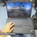 ThinkPad T460sを膝の上にのせて電車内で使ってみる