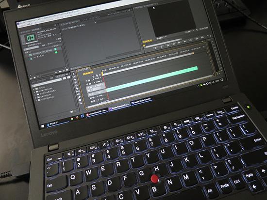 動画編集ソフトで音声変換できるのは便利