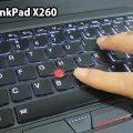 ThinkPad X260のトラックポイントが一番使いやすいと感じるように