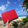 ThinkPad X1 Tabletとハワイ ノースショア