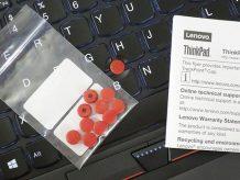 ThinkPad X1 Carbon 2016 T460s X1Yoga用トラックポイントキャップを購入して交換